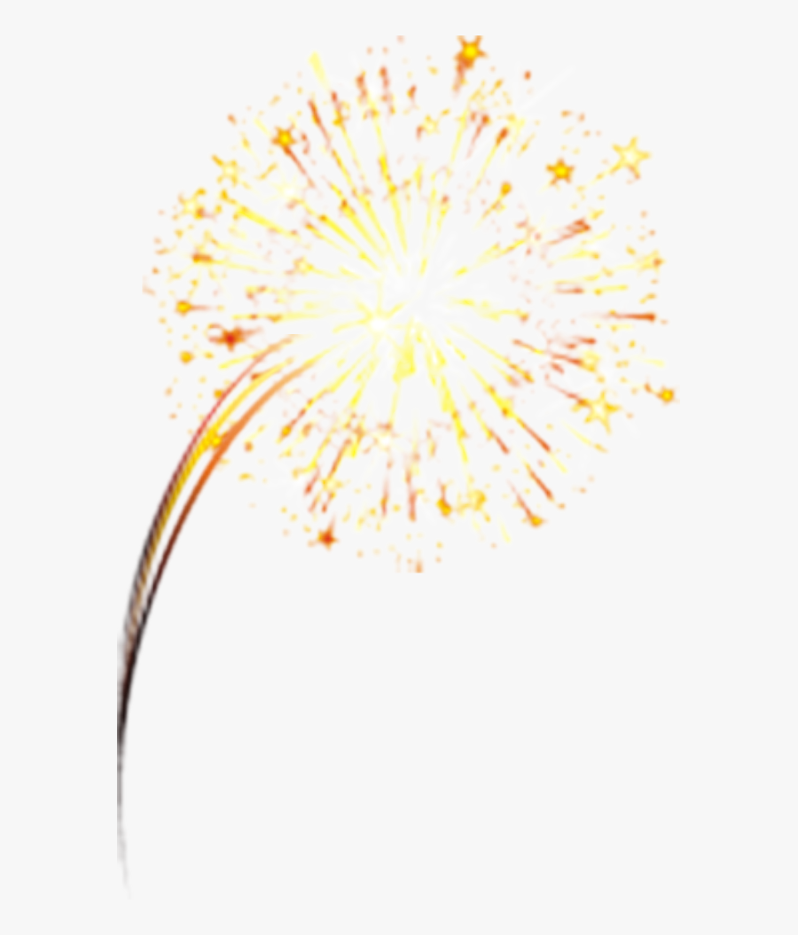 """Transparent New Year""""s Eve Clipart - Fireworks Vector, Transparent Clipart"""