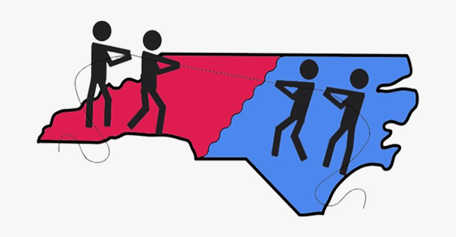 Politician Clipart Political Power - Political Deadlock Clip Art, Transparent Clipart