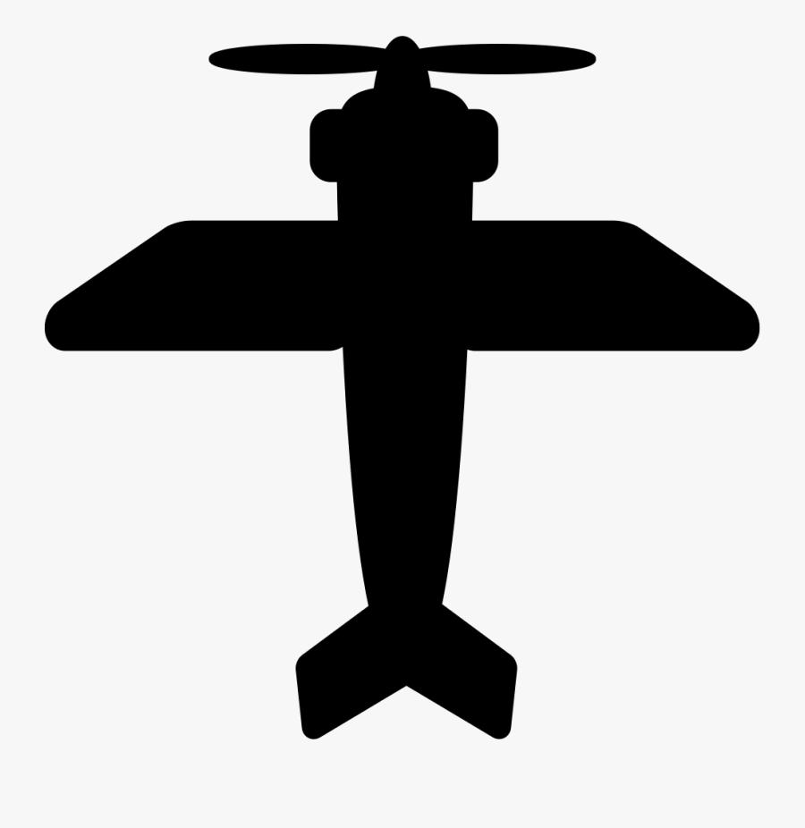 Transparent Vintage Airplane Clipart No Background - Old Aeroplane Logo, Transparent Clipart
