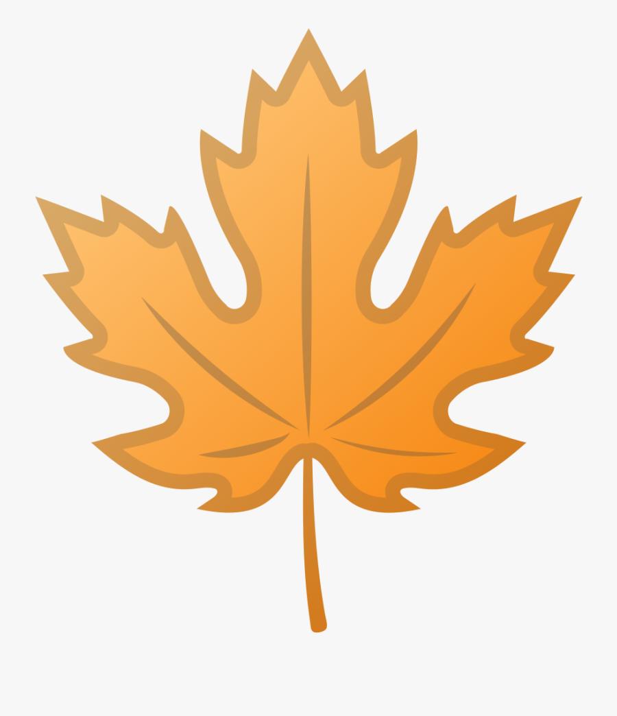 Autumn Leaves Clipart Emoji - Fall Transparent Leaves Clipart, Transparent Clipart