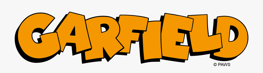 Garfield Logo Logo Garfield Png Free Transparent Clipart Clipartkey