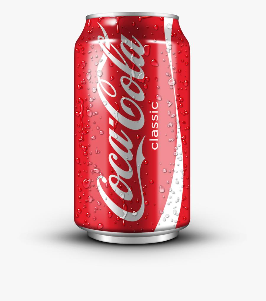 Transparent Coca Cola Png, Transparent Clipart