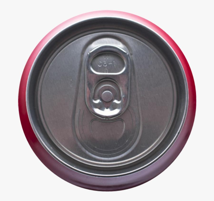 #sticker #cokecans #cocacola #can #summer #pop #top - Coca Cola Can Top, Transparent Clipart