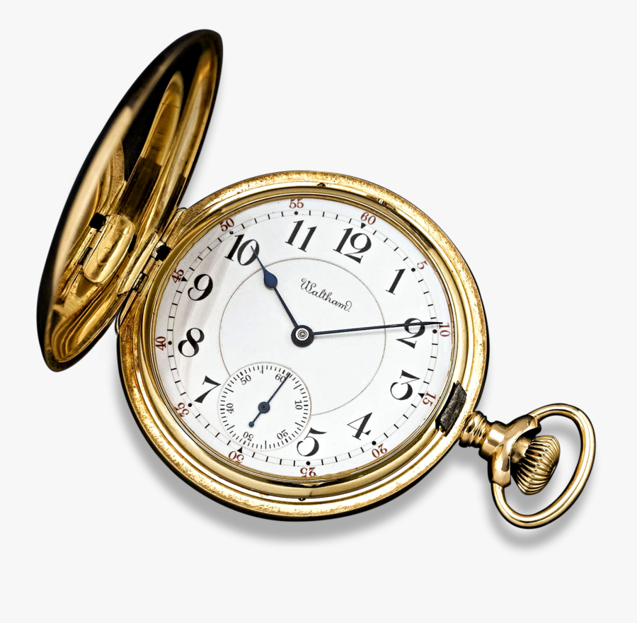 Watch,analog Watch,pocket Watch,fashion - Pocket Watch The President, Transparent Clipart
