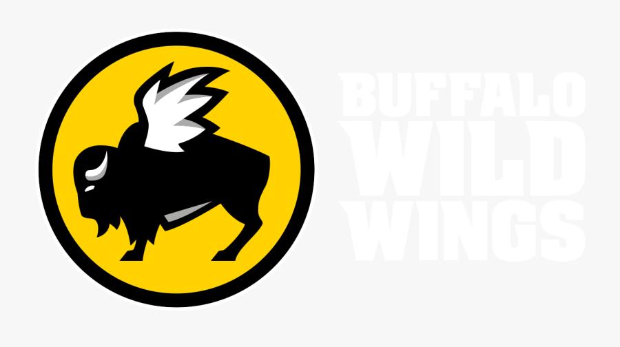 Buffalo Wild Wings Wolves Wednesdays - Buffalo Wild Wings Logo 2019, Transparent Clipart