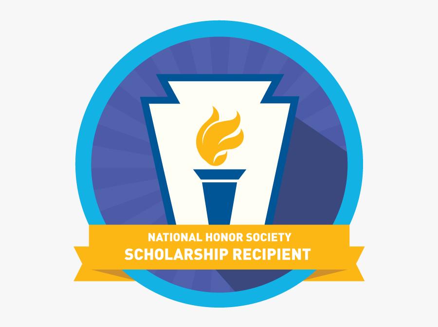 National Honor Society Logo Clip Art - National Honor Society, Transparent Clipart
