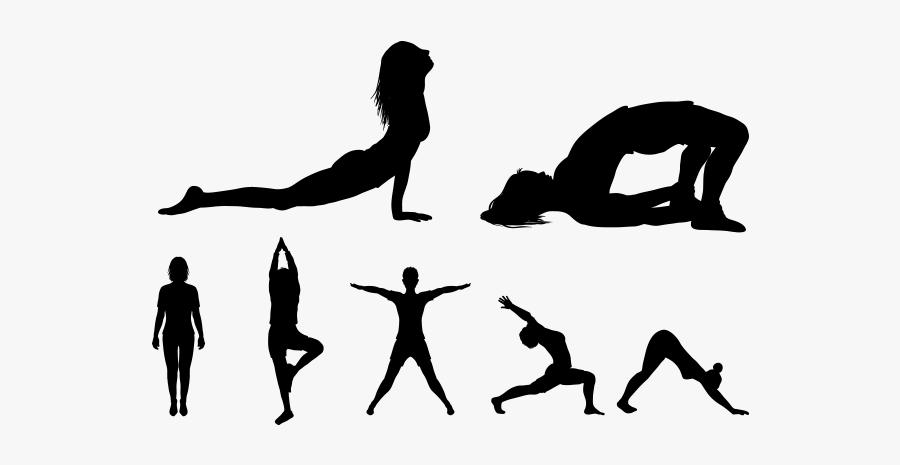 Yoga Clipart Vector Png Transparent Yoga Logo Free Transparent Clipart Clipartkey