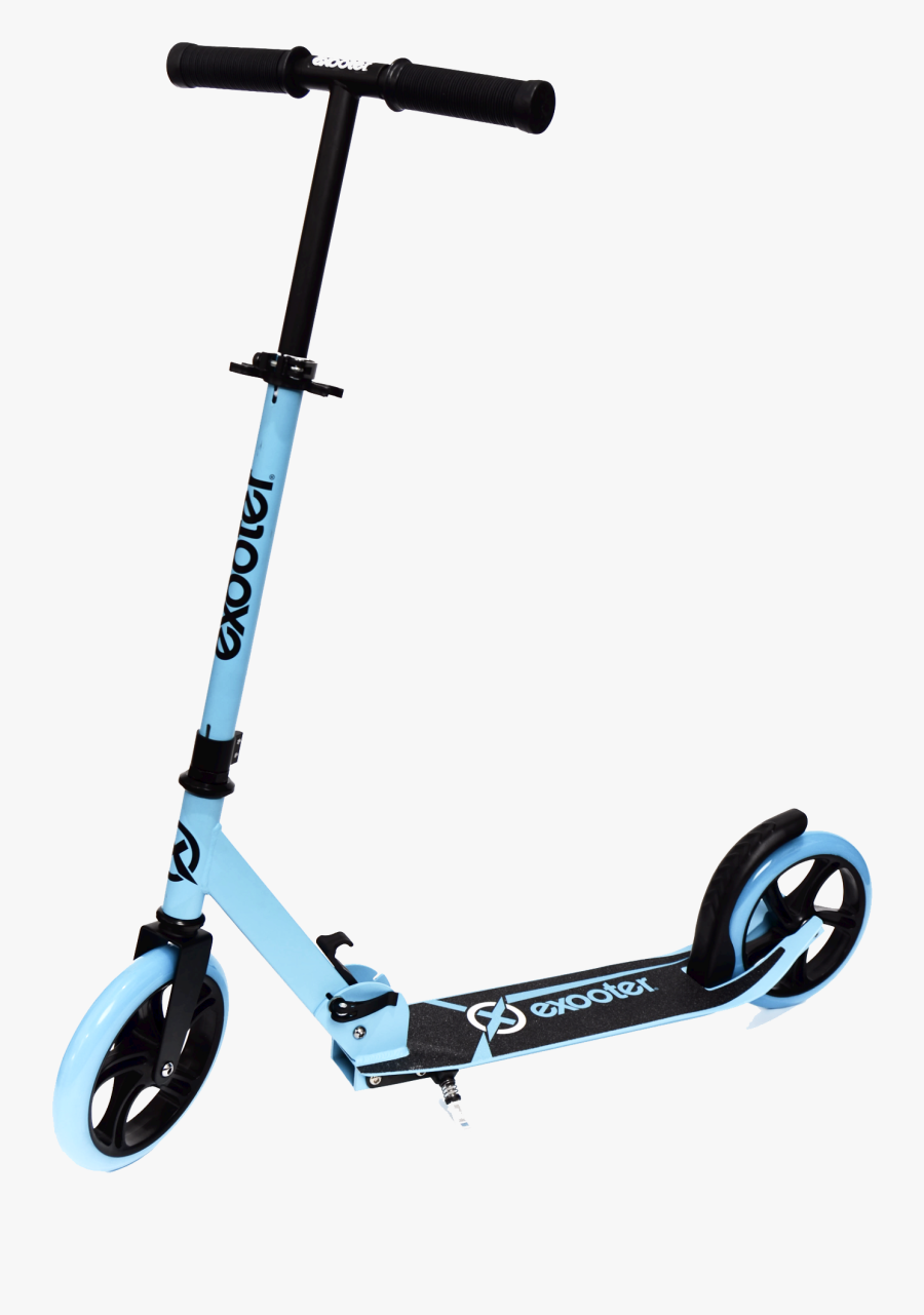 Scooter Clipart Trick Scooter - Scooter Png, Transparent Clipart