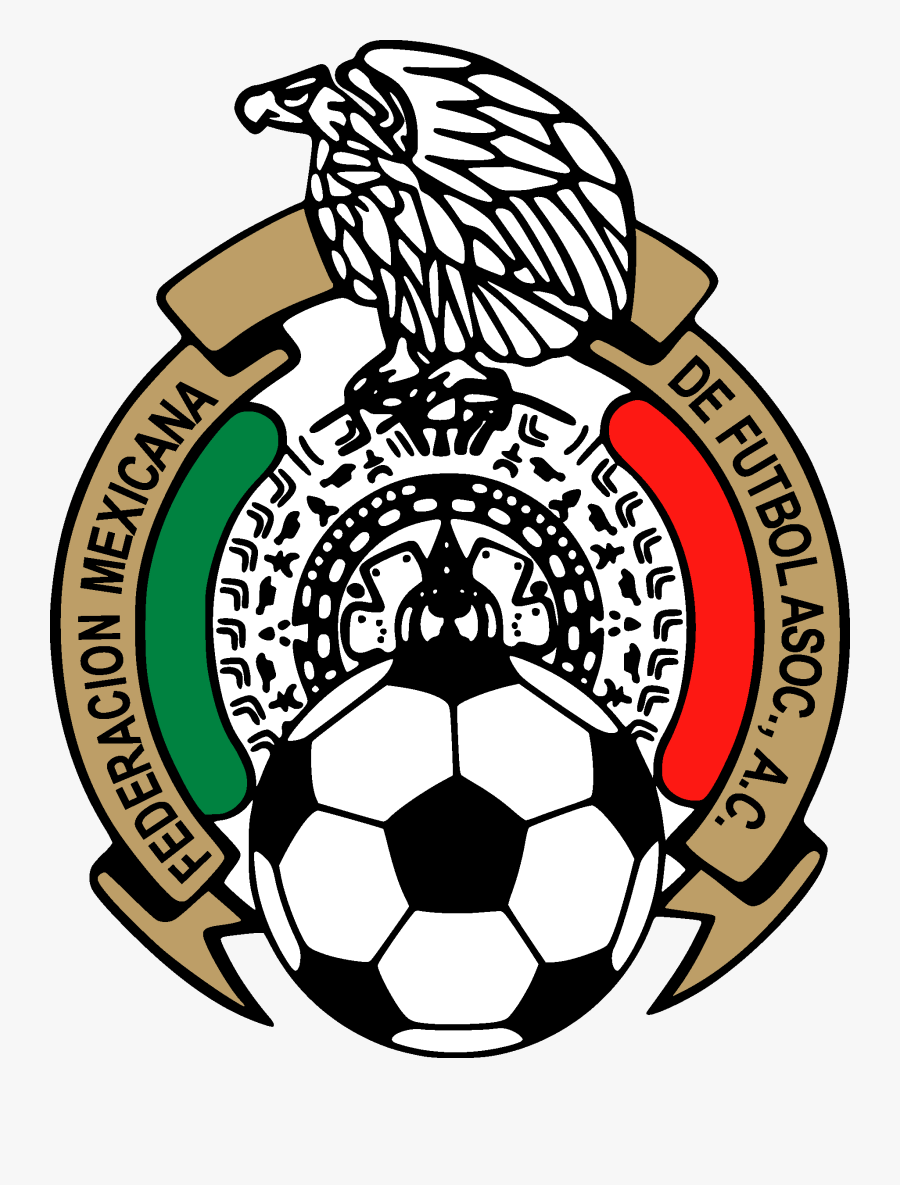 Clip Art Mexican Football Federation National - Mexico National Football Team, Transparent Clipart