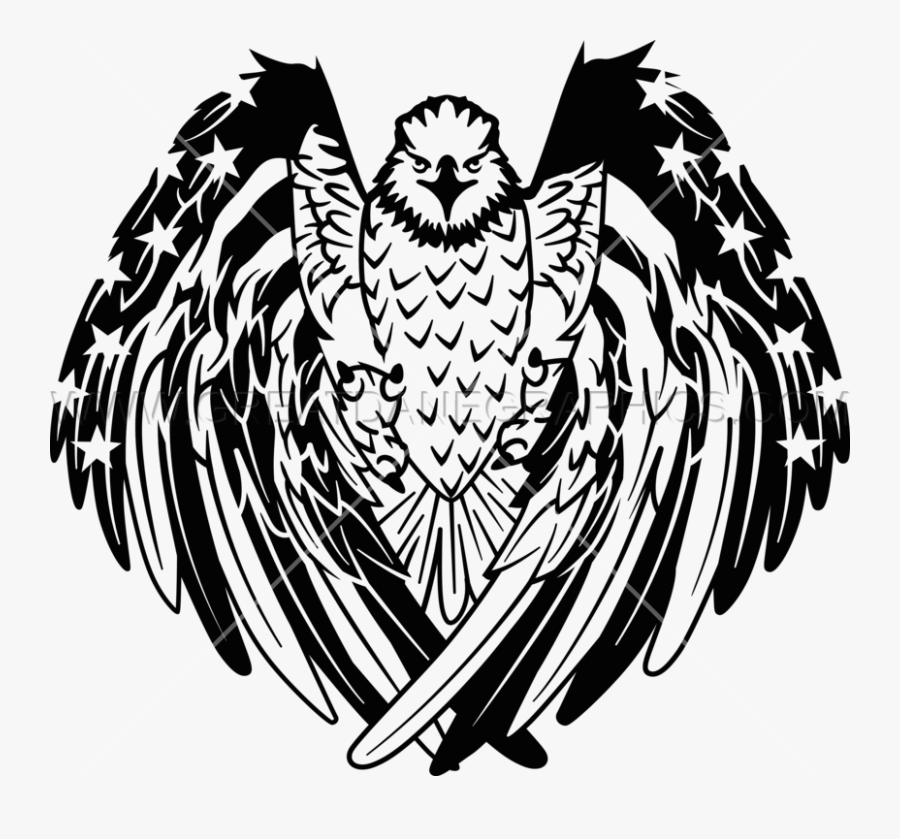 Mexican Flag Eagle Transparent Png Clipart Free Download