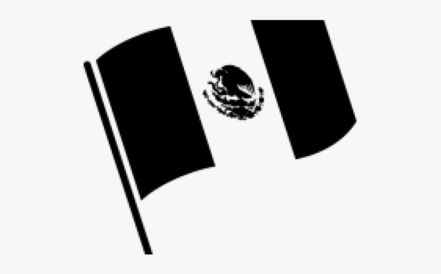 Mexican Flag Black And White Black Saudi Arabia Flag