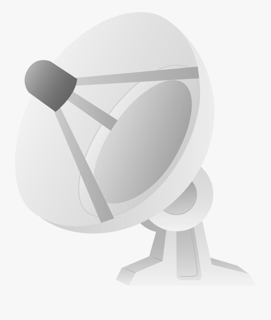 Satellite Dish Design - Circle, Transparent Clipart