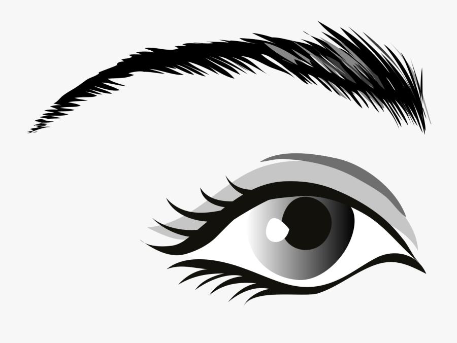 Clip Art Image Illustration Female Eye Drawing Png Free