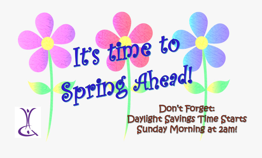 Freeuse Download Daylight Savings Clipart Spring Forward - Daylight Savings Clipart Spring Ahead, Transparent Clipart