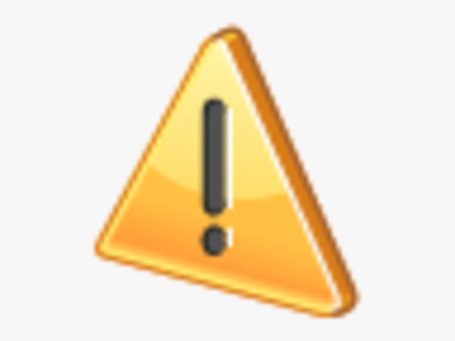 Warning Clipart Pixel - Danger 3d Png, Transparent Clipart