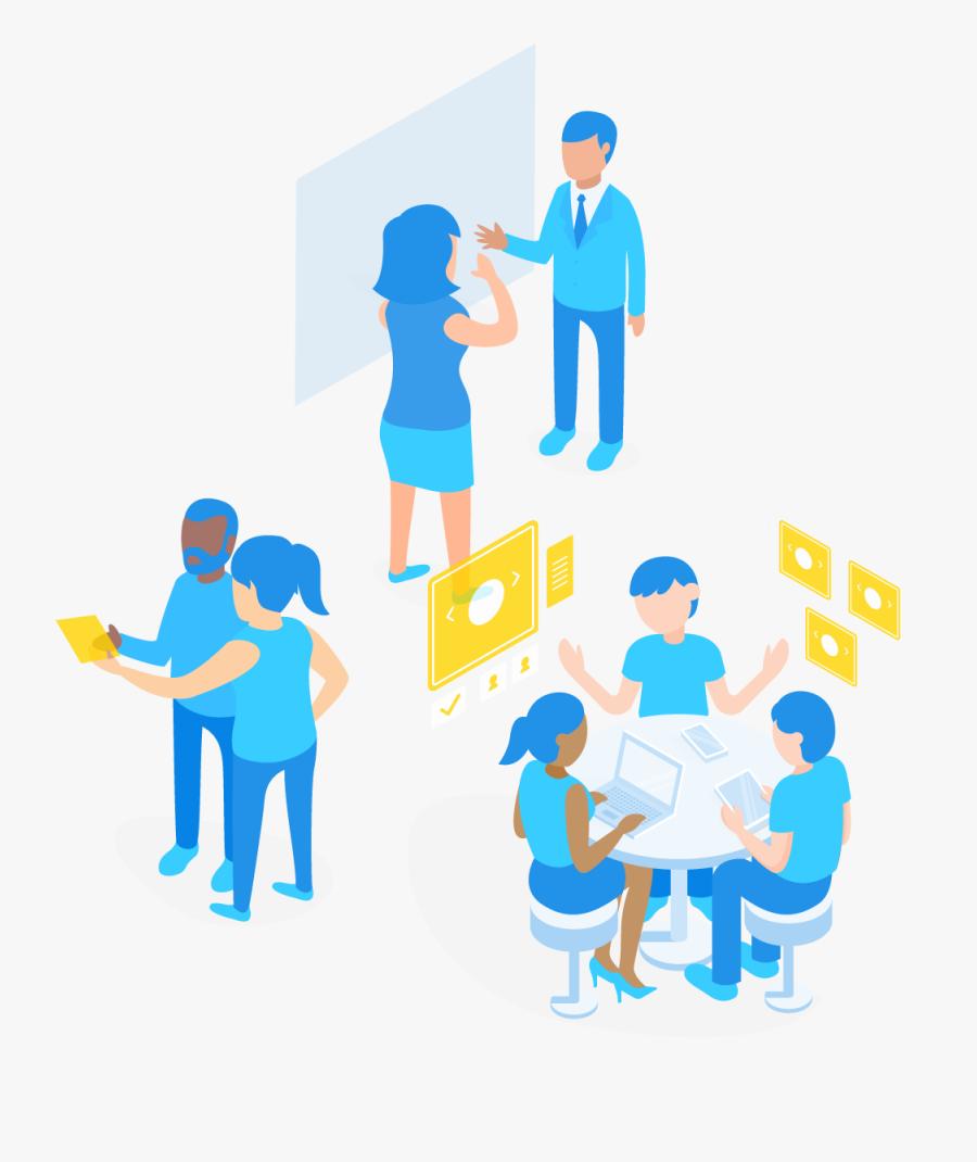 Collaboration Clipart Collaboration Student - Education, Transparent Clipart