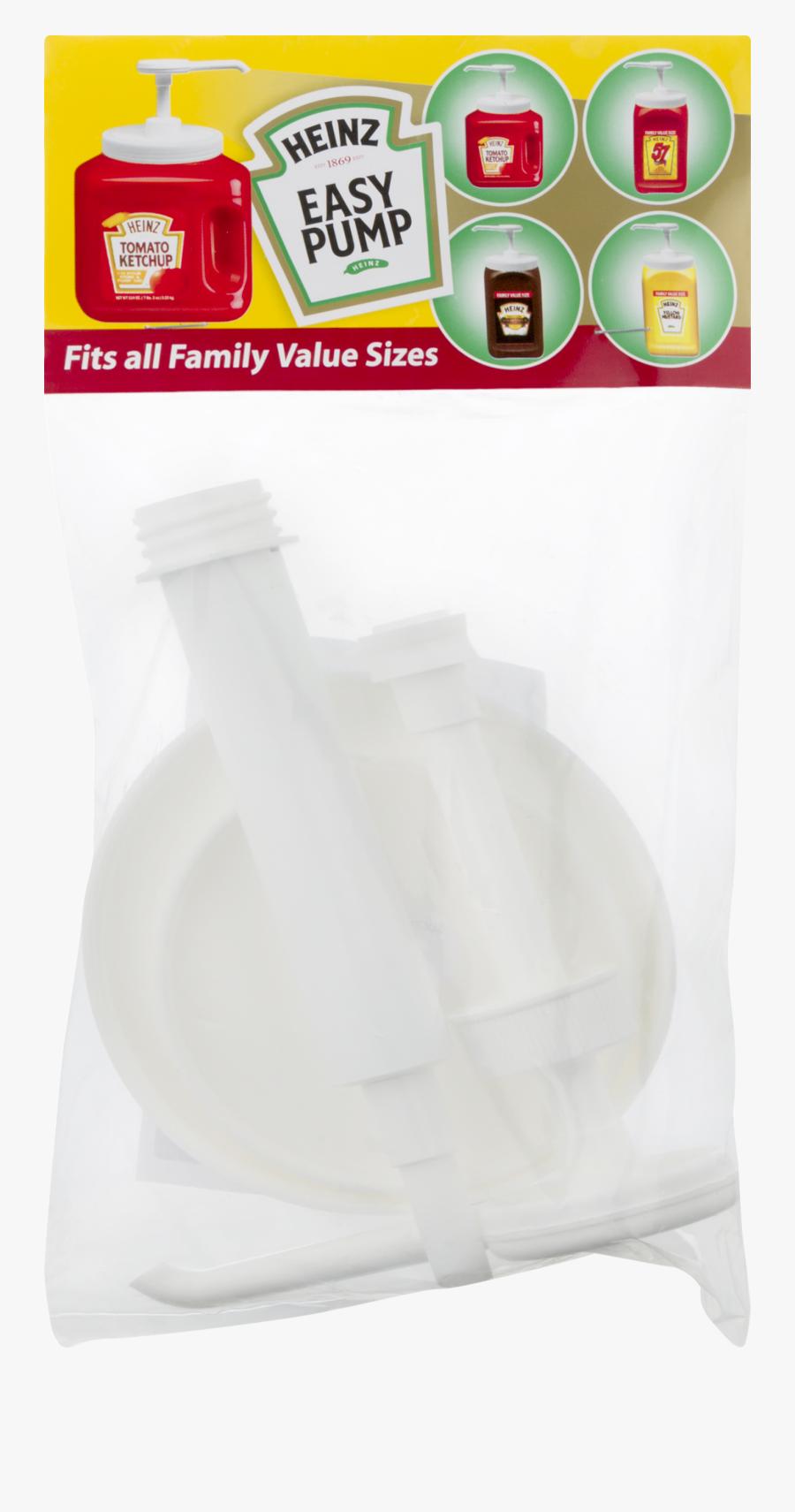 Clip Art Ketchup Pump - Heinz Ketchup, Transparent Clipart