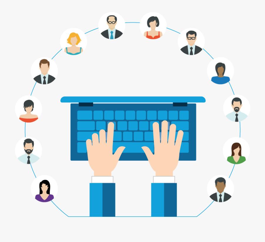 Collaboration Solutions, Transparent Clipart