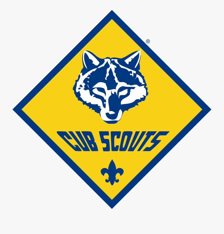 Cub Scout Logo - Cub Scouts, Transparent Clipart