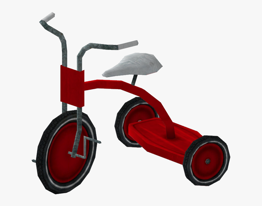 Fallout 4 Tricycle Clipart , Png Download - Tricycle Png, Transparent Clipart
