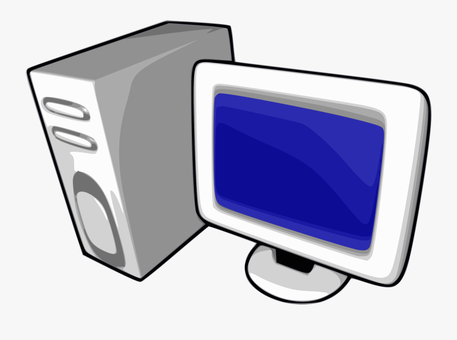 Computer Network,computer Monitor,communication - Copyright Free Images Computer, Transparent Clipart
