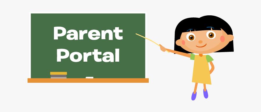 Parent Portal - Knowledge Corner, Transparent Clipart
