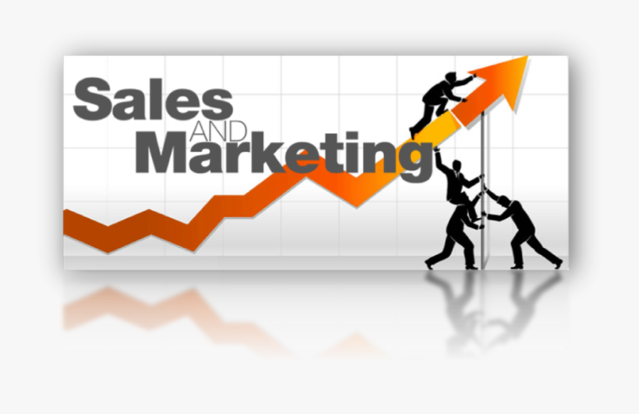 Sales And Marketing - Graphic Design, Transparent Clipart