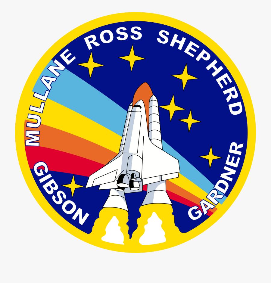 Transparent Missions Clipart - Space Shuttle Clip Art, Transparent Clipart