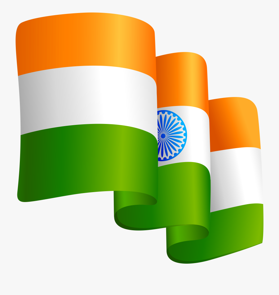 High Resolution India Flag Png, Transparent Clipart