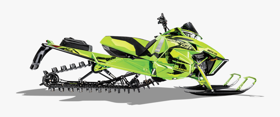 Arctic Cat M8000 2017, Transparent Clipart