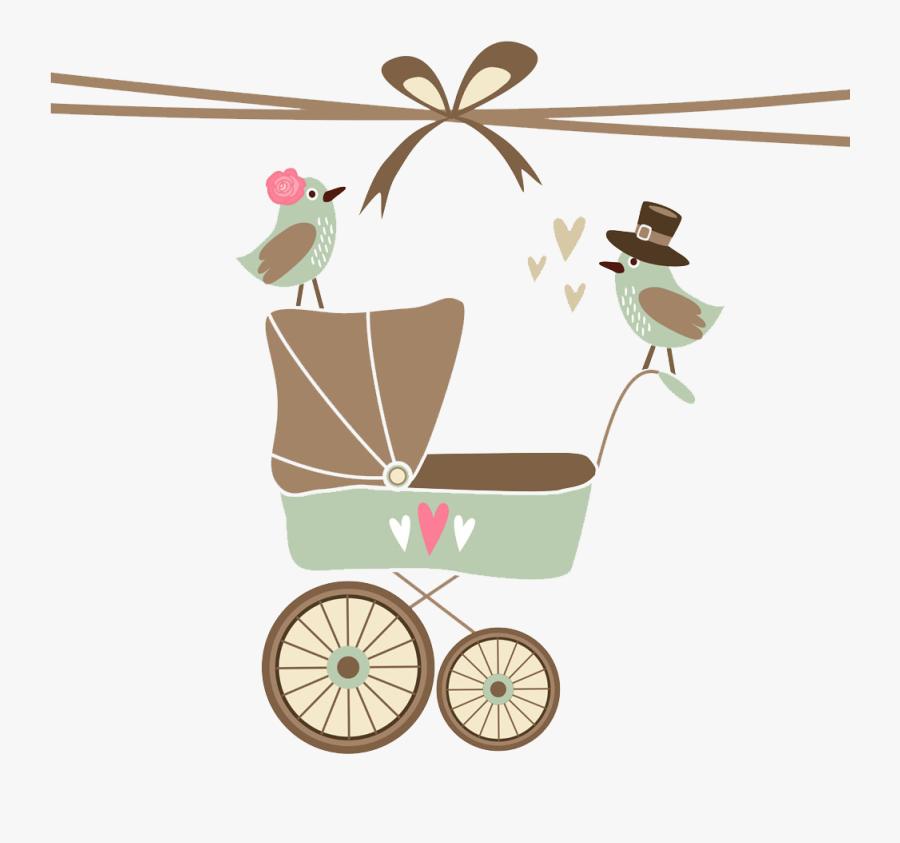 Clip Art Wedding Invitation Greeting Card - Background Invitation Card Shower Baby, Transparent Clipart