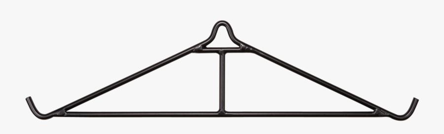 Hunters Specialties 00644 Super Mag Lift System Gambrel - Clothes Hanger, Transparent Clipart