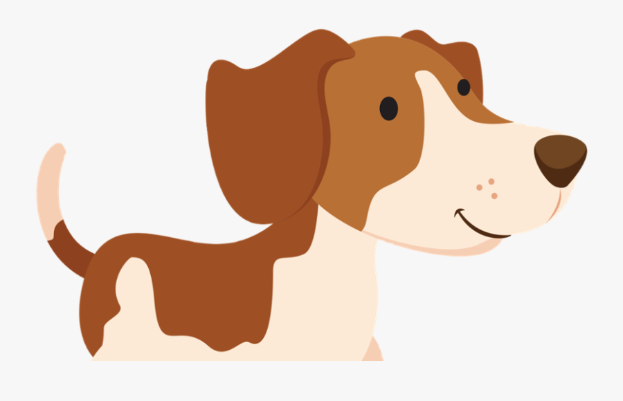 Beagle Clipart Pup - Animated Dog Png, Transparent Clipart