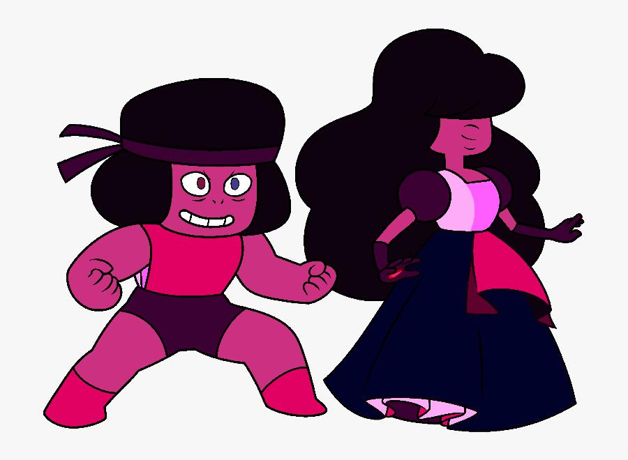Ruby Clipart Garnet - Steven Universe Sapphire Garnet, Transparent Clipart
