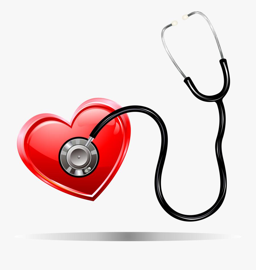 Medicine Euclidean Vector Heart Element - Para Escuchar El Corazon, Transparent Clipart