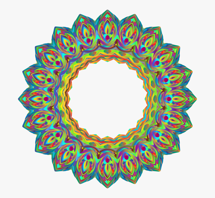 Symmetry,circle,line - Circle, Transparent Clipart