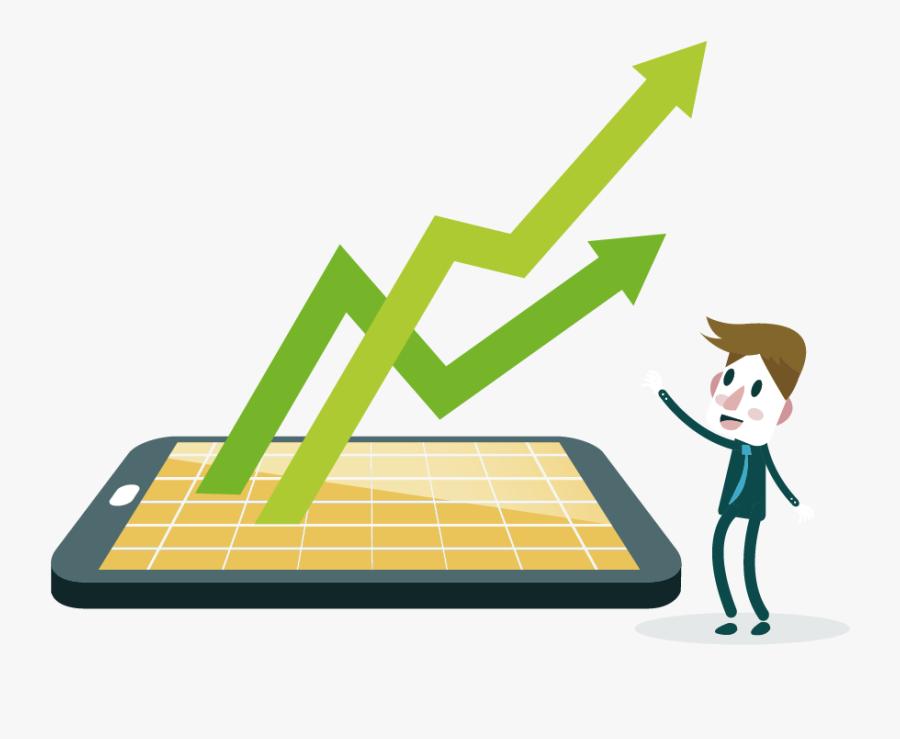 Digital Marketing - Digital Marketing Benefits Transparent, Transparent Clipart