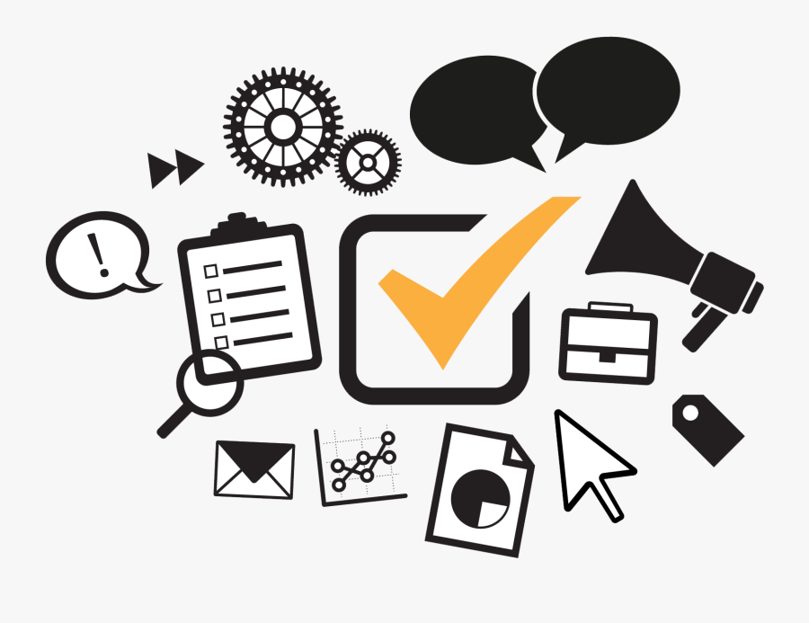 Content Marketing Icon Png, Transparent Clipart