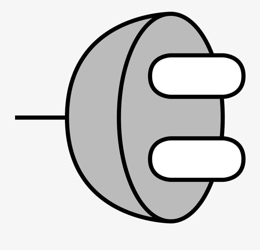 Plug - Plug Clip Art, Transparent Clipart