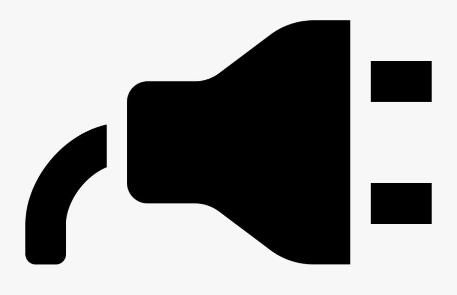 Transparent Electrical Plug Clipart - Power Plug Png, Transparent Clipart
