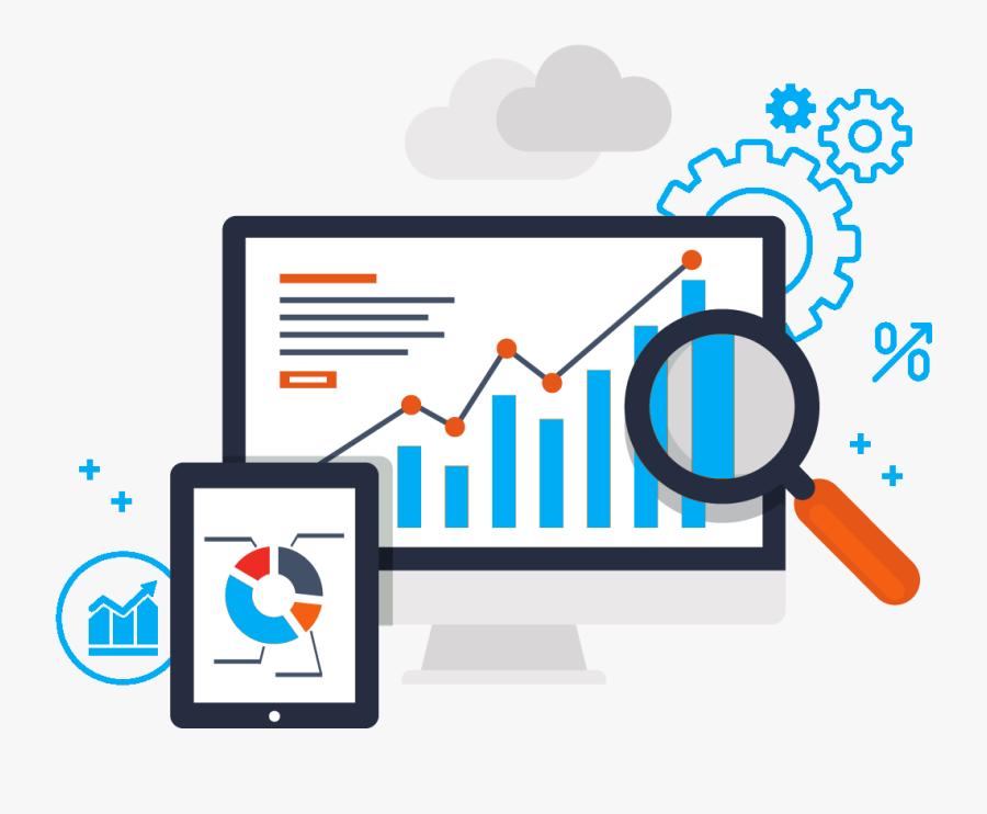 Digital Marketing - Digital Marketing Vector Png, Transparent Clipart