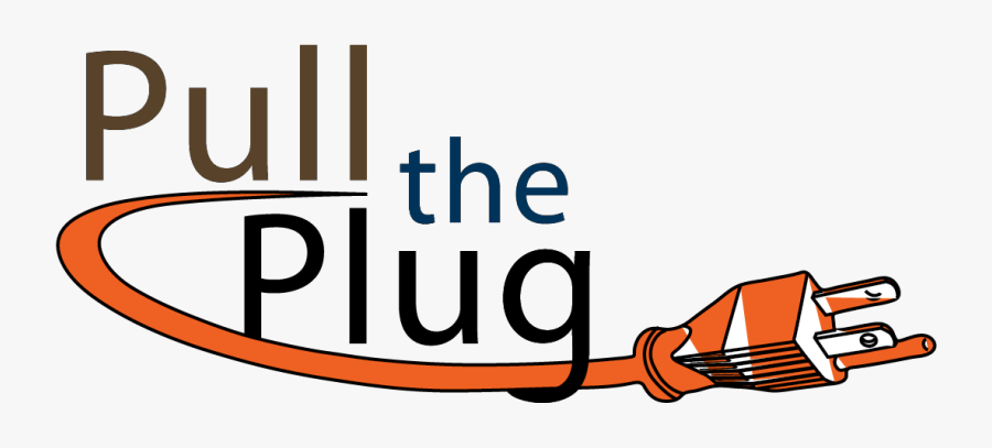 Recycling Guthrie County Rec Pull The Plug - Pull The Plug Logo, Transparent Clipart