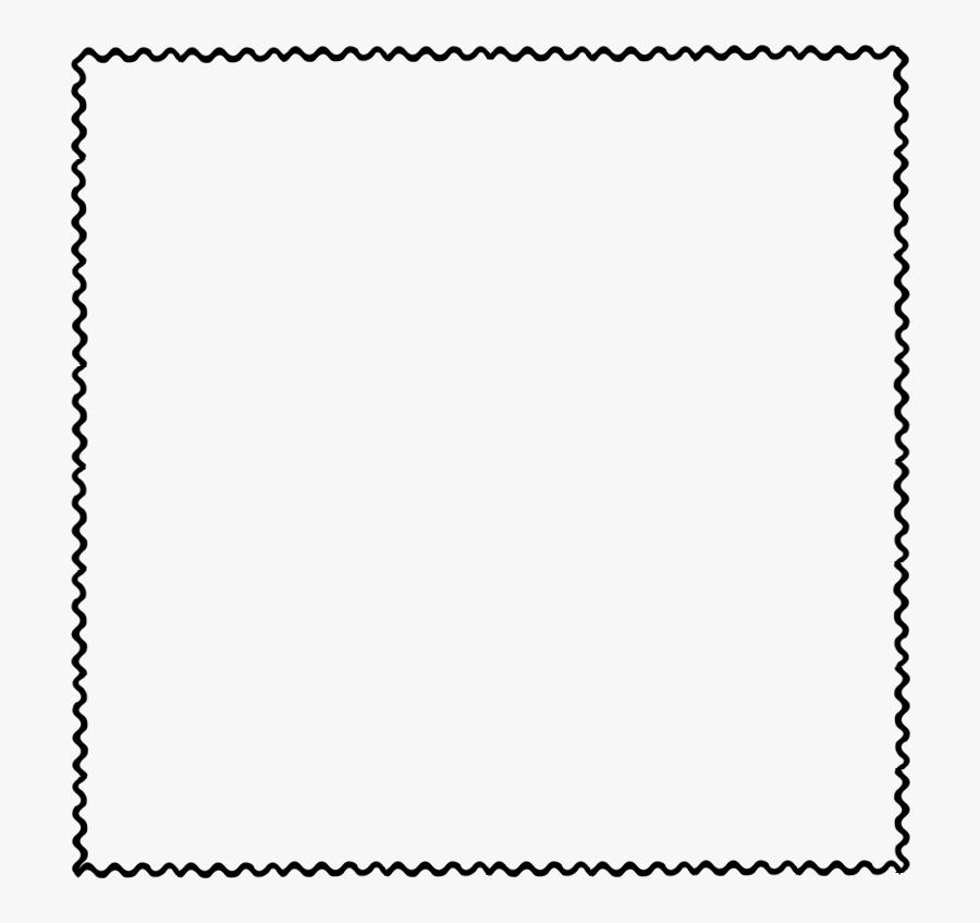 Transparent Squiggly Line Clipart - Monochrome, Transparent Clipart