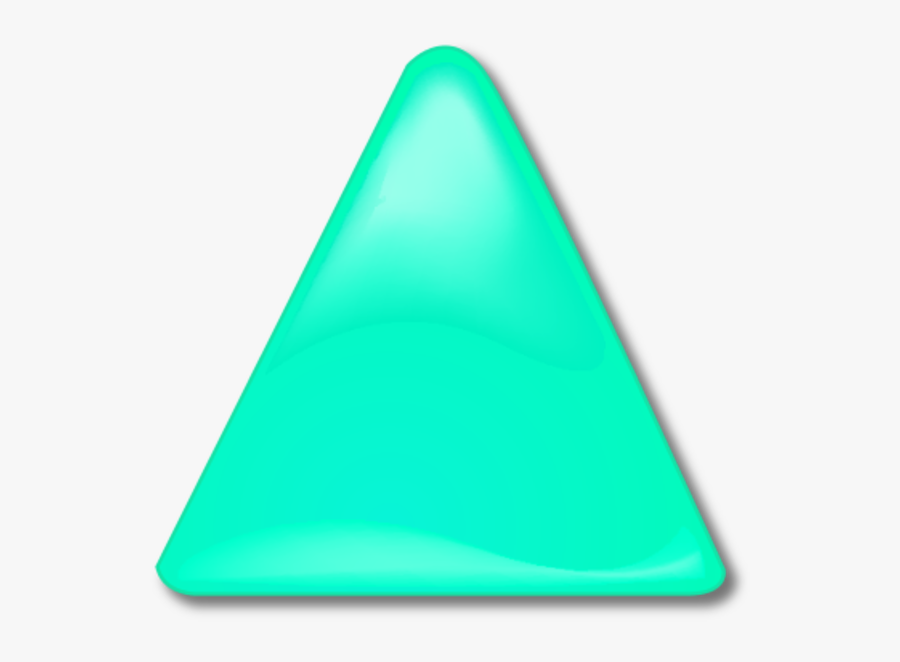 Triangle Free On Dumielauxepices - Yellow 3d Triangle Png, Transparent Clipart