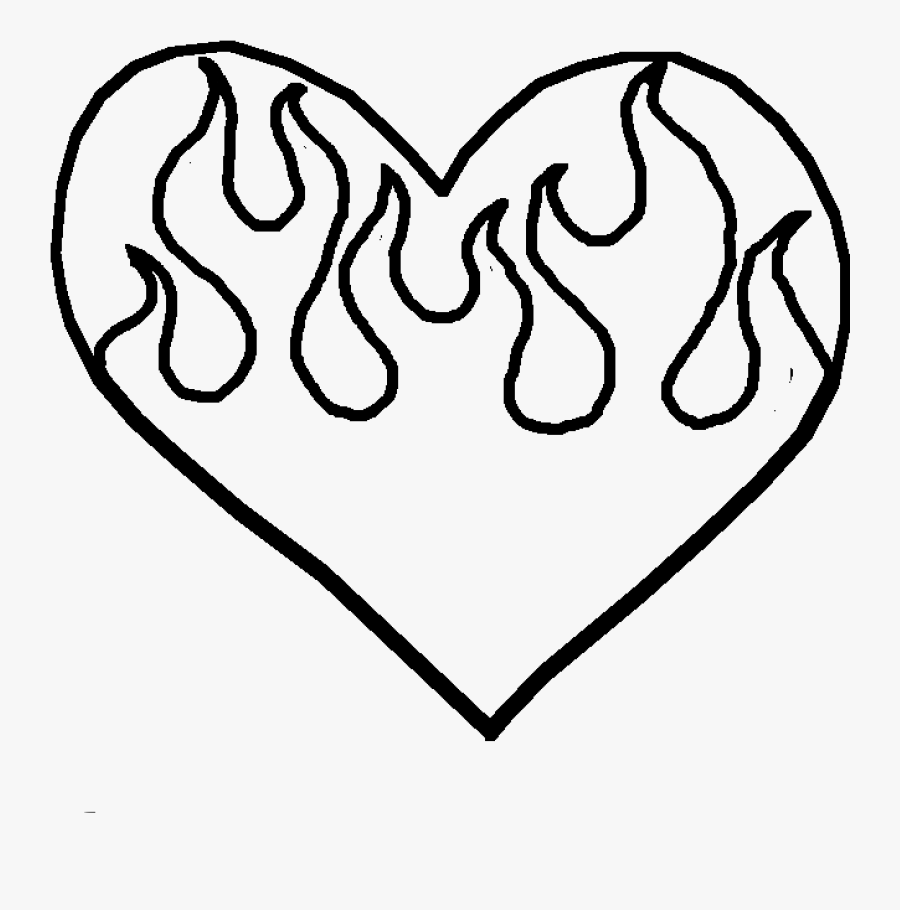 Easy Things To Draw Hearts , Free Transparent Clipart ...