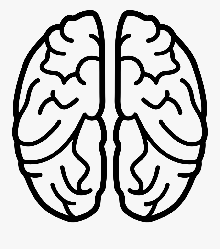 brain black and white png free transparent clipart clipartkey brain black and white png free