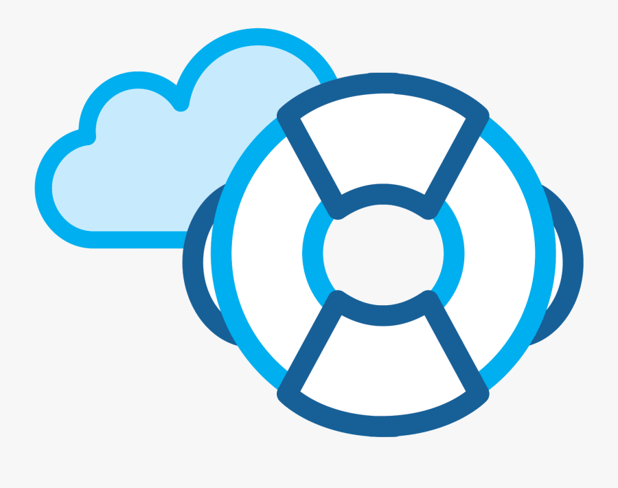 Vmware Disaster Recovery Solutions Cloud Dr Logo Clipart - 12 Sided Die Icon, Transparent Clipart
