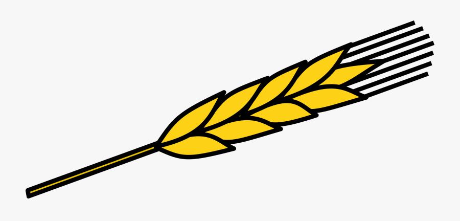 Ear Of Corn 2 Clip Arts - Ear Of Corn Png, Transparent Clipart