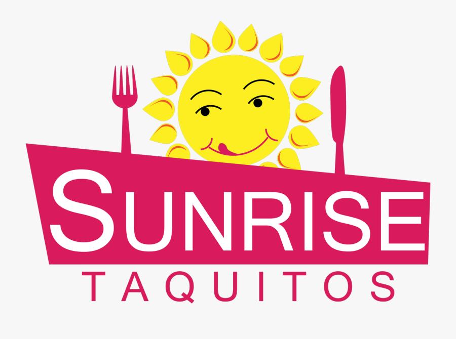 Clip Art Traditional Personable Restaurant Logo - Logo Design Sunrise Logo, Transparent Clipart