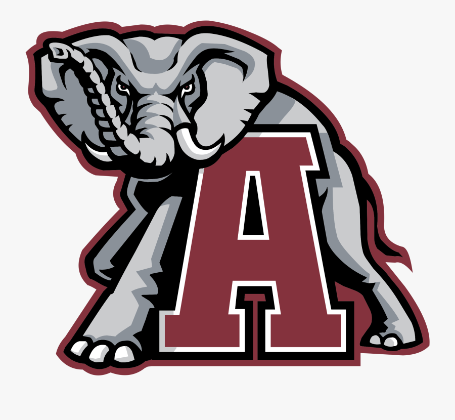 Alabama Crimson Tide 01 Logo Png Transparent - Crimson Tide Alabama, Transparent Clipart